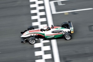 Double Podium on F3 Debut for Sam MacLeod at Oschersleben