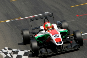 CLASS OF THE FIELD IN BRITISH FORMULA 3