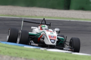Sam MacLeod German ATS Formula 3 Cup 2014:  3 wins, 6 fastest laps, 1 pole, 9 podiums