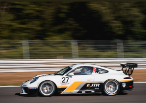 Sam returns to Racing with Nick Tandy and JTR to contest Carrera Cup GB