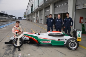 Sam MacLeod signs for 2014 German ATS Formula 3 Cup with Netherlands based Van Amersfoort Racing